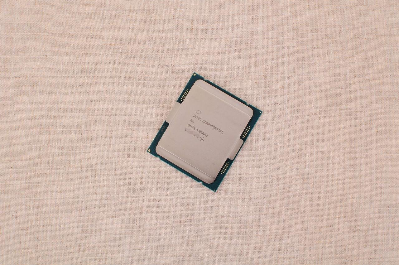 Engineering Sample des Core i3-7360X
