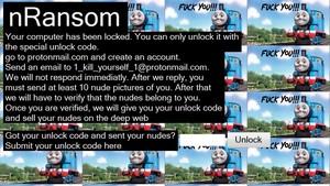 nRansomware: Freigabe des PCs gegen Nacktfotos statt Bitcoin