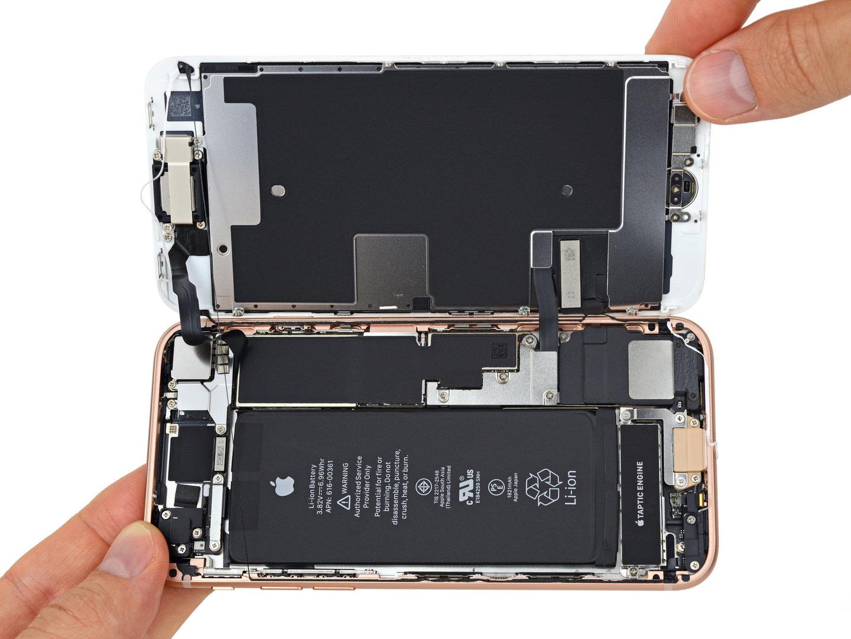 iPhone 8 – Innenleben