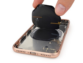 iPhone 8 – Spule für drahtloses Laden