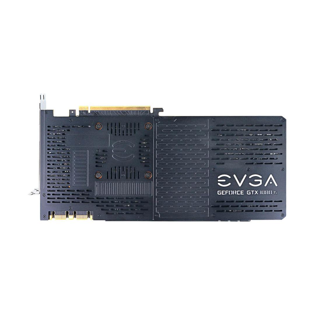 EVGA GTX 1080 Ti FTW3 Elite mit 12-Gbps-Speicher