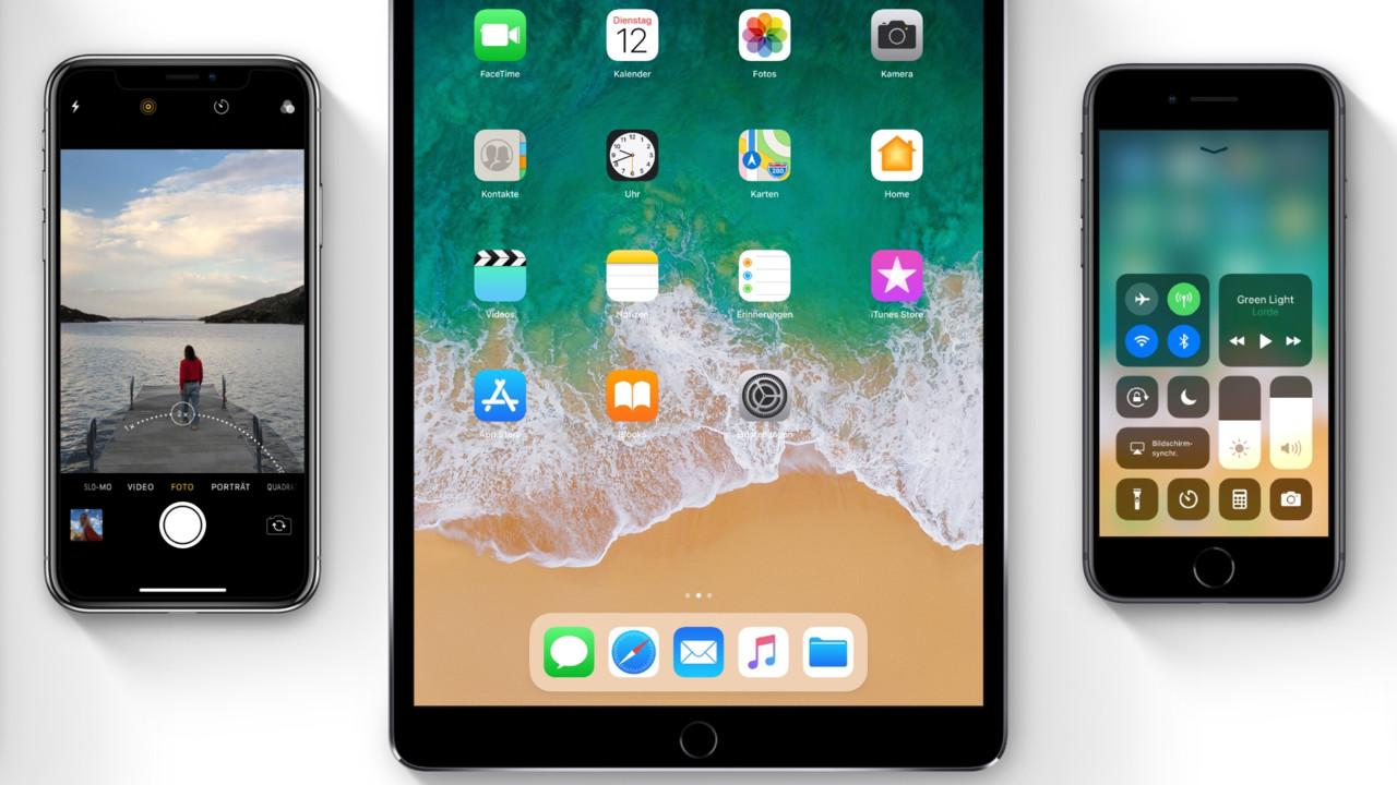 Wochenrückblick: iOS 11 gewinnt gegen Android 8.0 auf dem XZ1 Compact