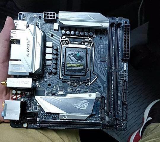 Asus ROG Strix Z370I Gaming