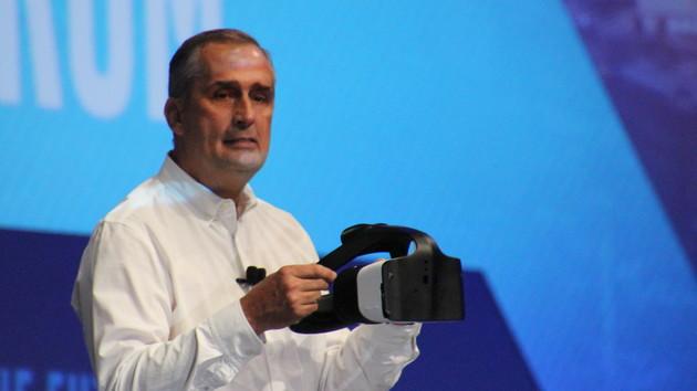Virtual Reality: Intel stampft