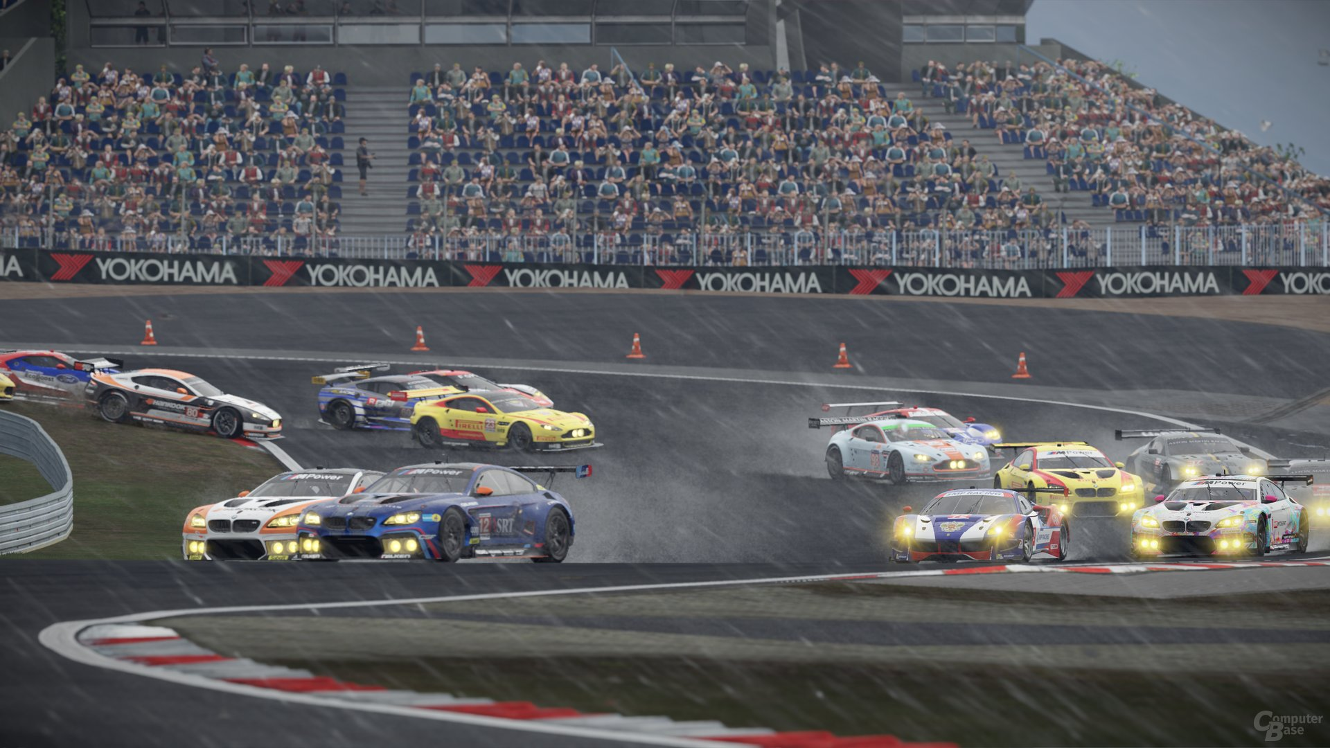 Project Cars 2 im Benchmark