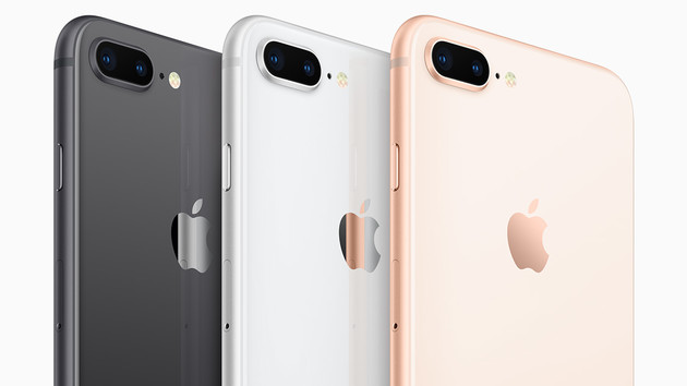 iPhone 8: Kastriertes Qualcomm-Modem für USA, Intel in Deutschland