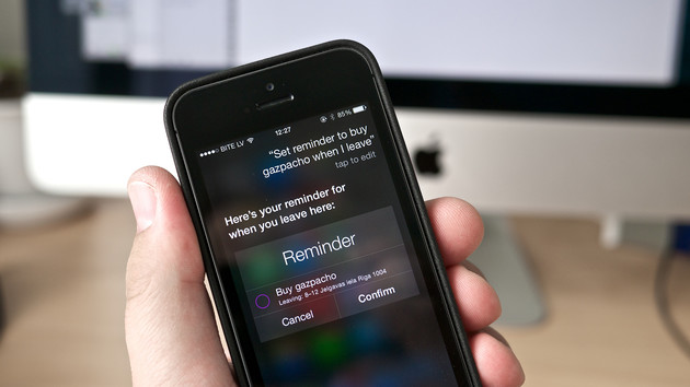 Siri-Websuche Apple wechselt von Bing zu Google