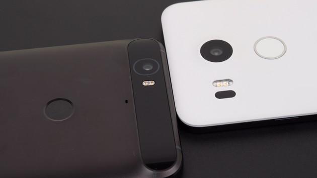 Support verlängert: Nexus 6P und Nexus 5X bis November 2018 abgesichert