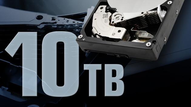 10-TB-HDD: Toshiba bringt MG06 Series im 7-Platter-Design