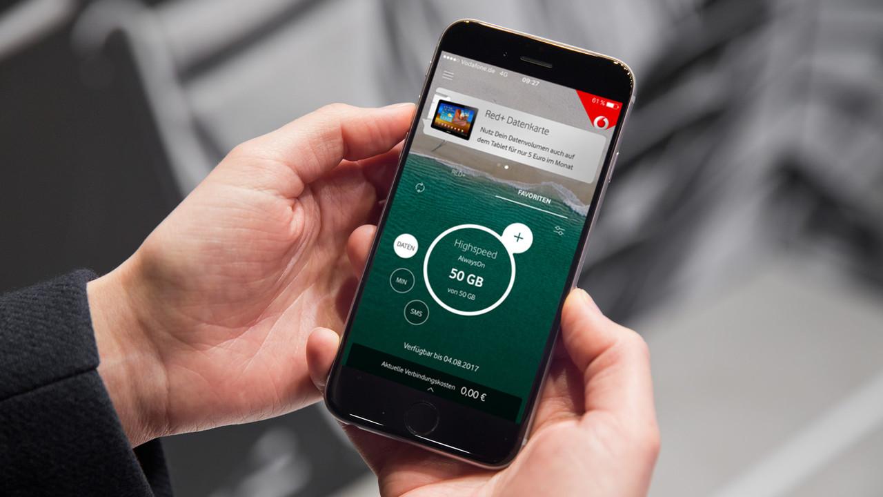 Vodafone Pass: Zero-Rating für Lieblings-Apps als StreamOn-Konter