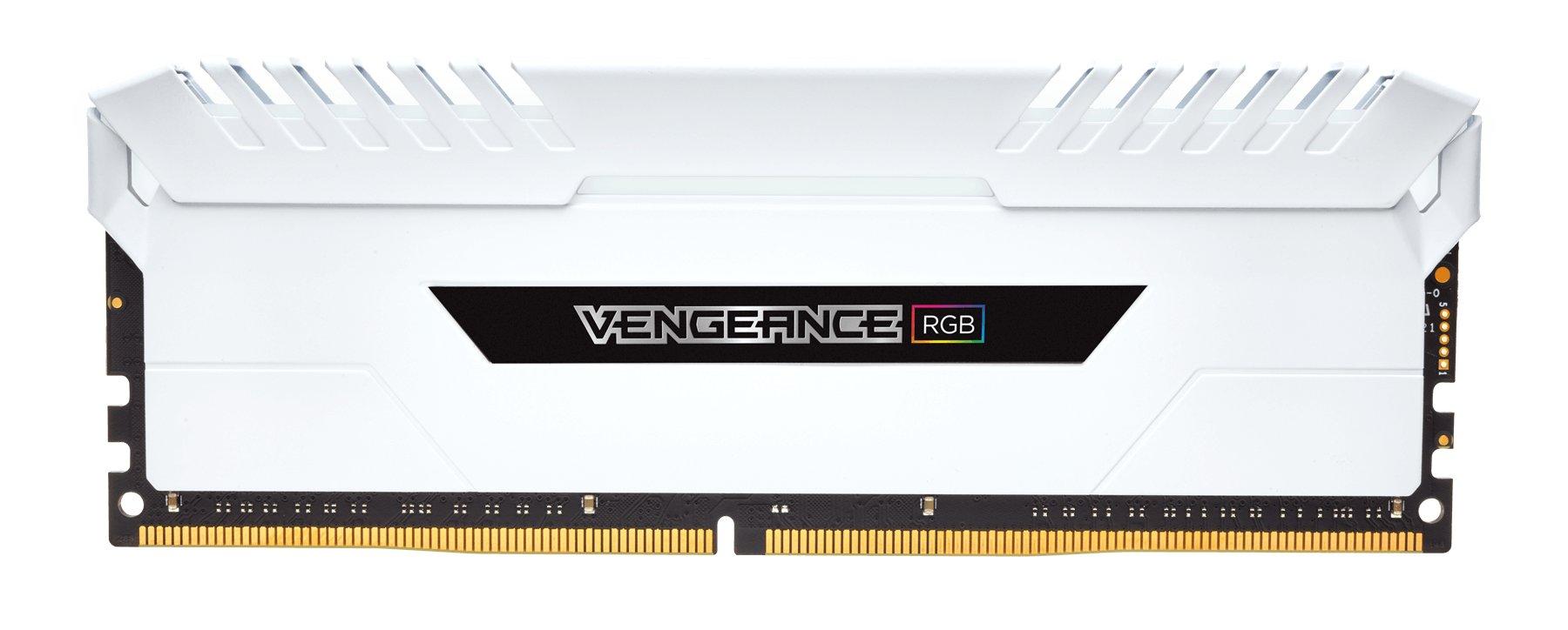 Corsair Vengeance RGB weiß