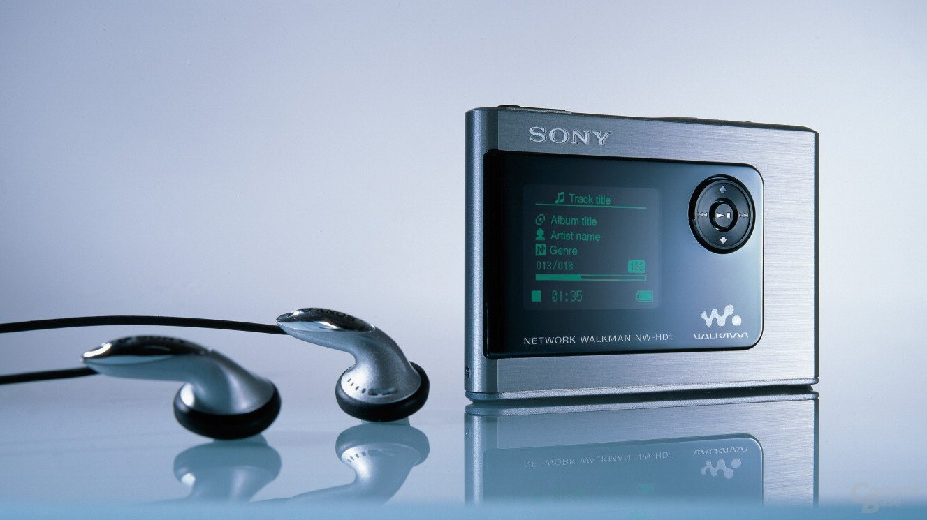 Sony Network Walkman NW-HD1