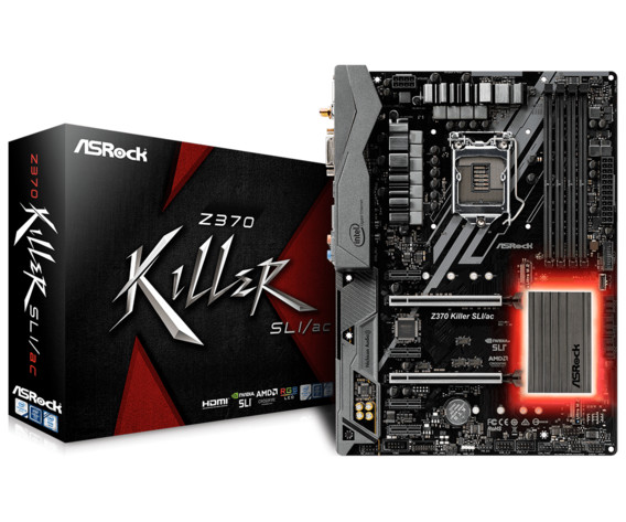 Z370 Killer SLI/ac