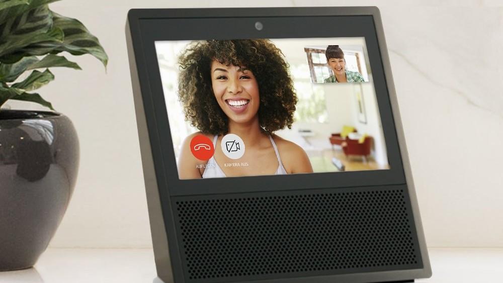 Amazon: Echo Show mit Touchscreen kommt nach Deutschland