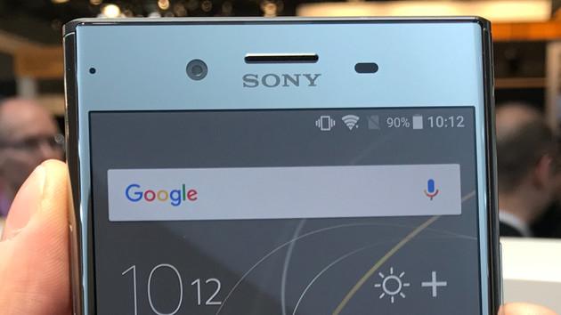 Neues Design: Sony bereitet Smartphones mit weniger Rand vor