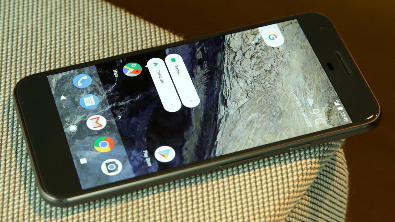 Google: Pixel 2 soll mit eSIM und Bildstabilisator kommen