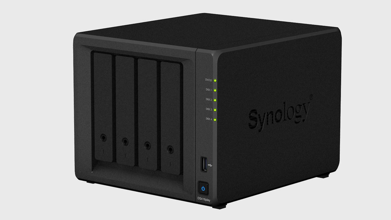 Synology: DS418play mit mehr RAM und weniger USB