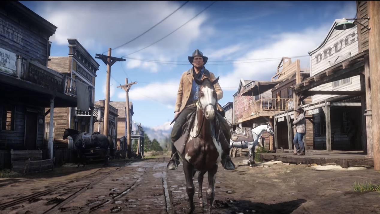 Red Dead Redemption 2: Neuer Trailer gibt Einblick in die Handlung