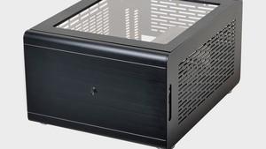Lian Li PC-Q38: Mini-ITX als Desktop- und Tower-Gehäuse