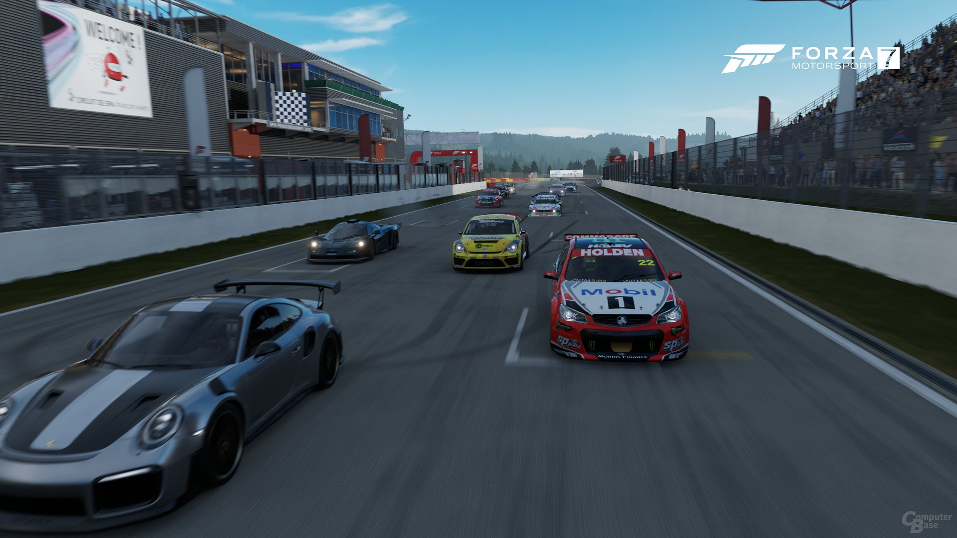 Forza Motorsport 7 im Technik-Test