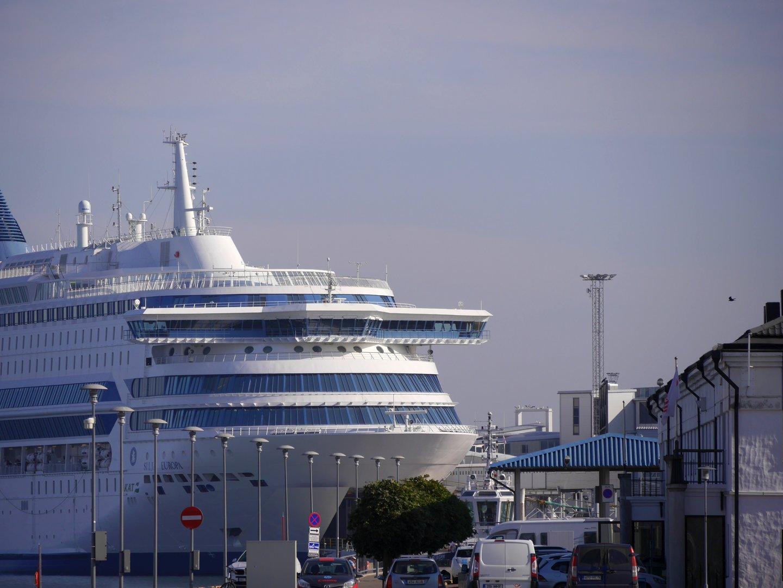 WLAN-Versorgung per 5G auf einem Kreuzfahrtschiff
