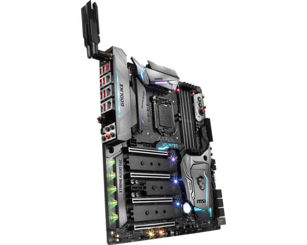 MSI Z370 Godlike Gaming ACK
