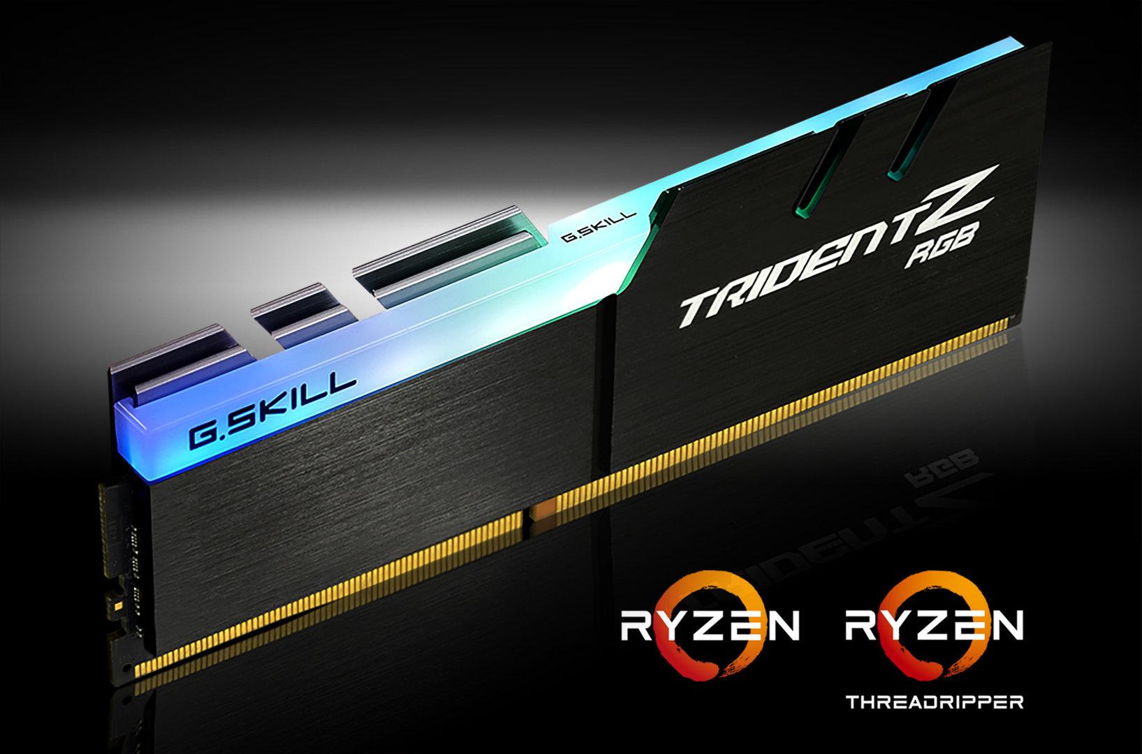 G.Skill Trident Z RGB für AMD Ryzen