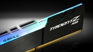 Trident Z RGB für Ryzen: Beleuchteter OC-RAM mit 128GByte von G.Skill