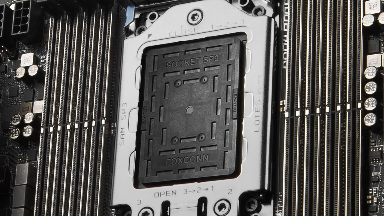 MSI X399 SLI Plus: Zweites Threadripper-Mainboard von MSI zeigt sich