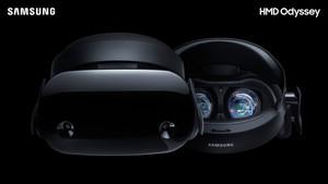 Samsung Odyssey: Mixed-Reality-HMD mit OLED und 110 Grad Sichtfeld