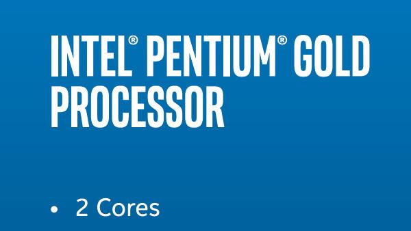 Intel-Prozessoren: Aus Pentium für den Desktop wird Pentium Gold