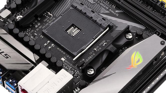 Mini-ITX für Ryzen: Asus X370-I Gaming und B350-I Gaming im Detail
