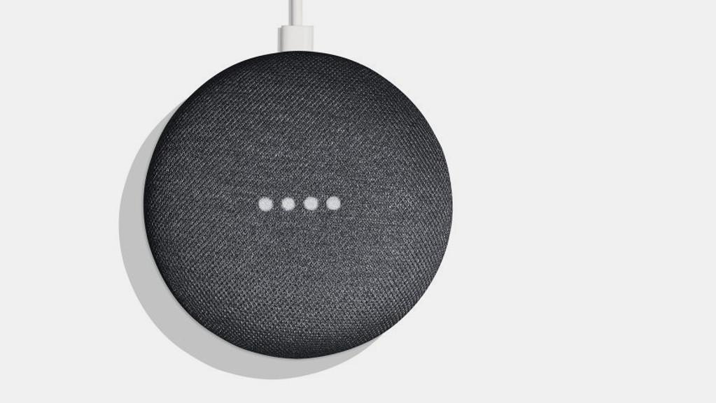 Google Home Mini: Kleiner Smart-Lautsprecher kostet 49 US-Dollar