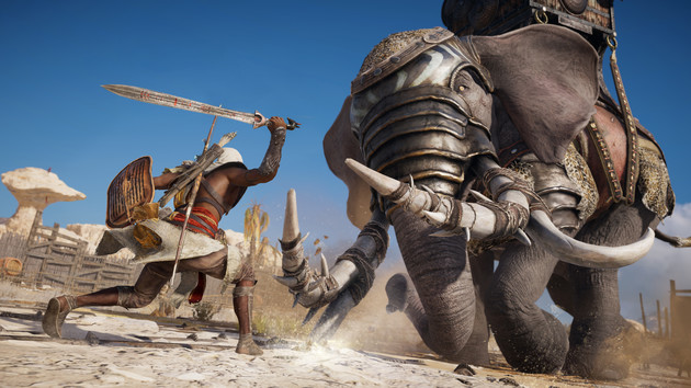 Assassin's Creed Origins: Neustart mit identischen Systemanforderungen