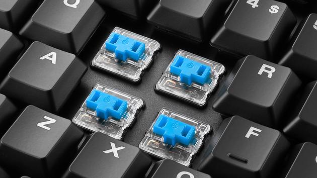Sharkoon PureWriter: Nummernblock für die flachste mechanische Tastatur