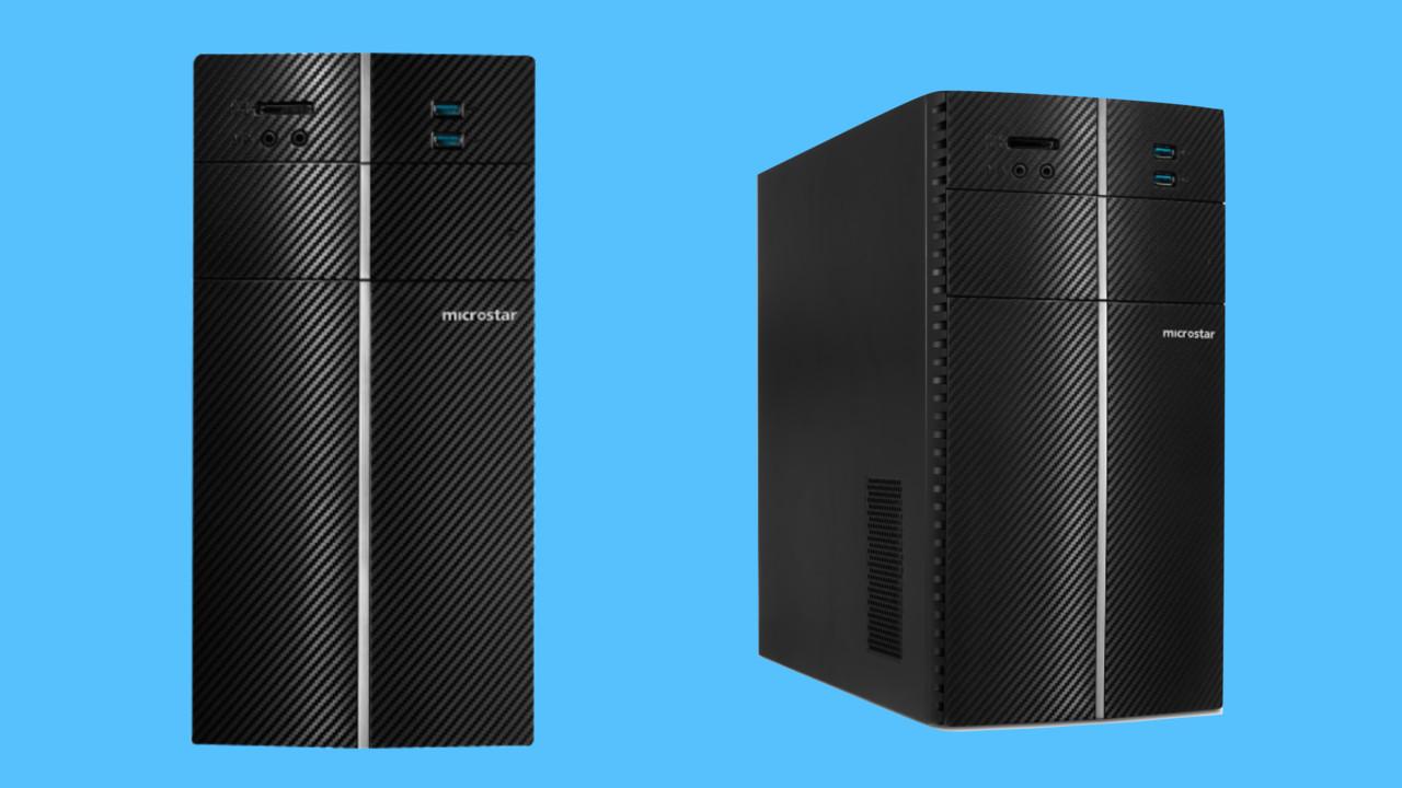 Medion microstar P67008: PC mit Coffee Lake und GeForce GTX 1060 für 999 Euro
