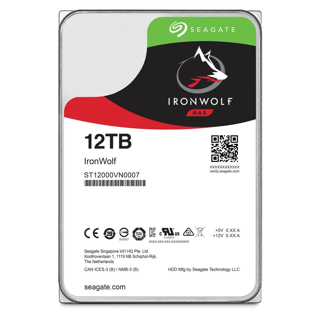 IronWolf 12 TB