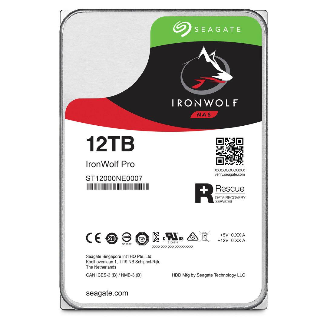 IronWolf Pro 12 TB