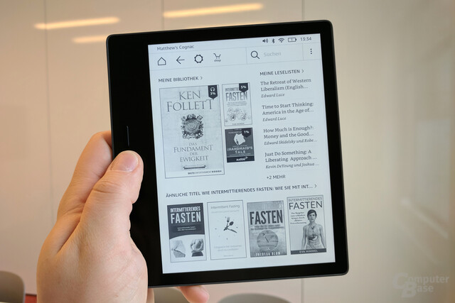 Amazon Kindle Oasis der zweiten Generation
