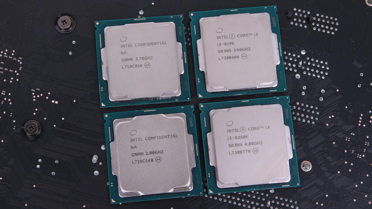 Wochenrückblick: Intel Coffee Lake ist da, aber kaum zu haben