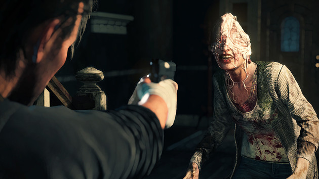Systemanforderungen: The Evil Within 2 will wieder Grafikspeicher