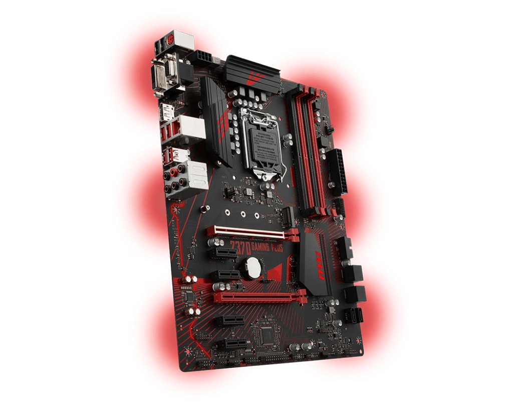 MSI Z370 Gaming Plus