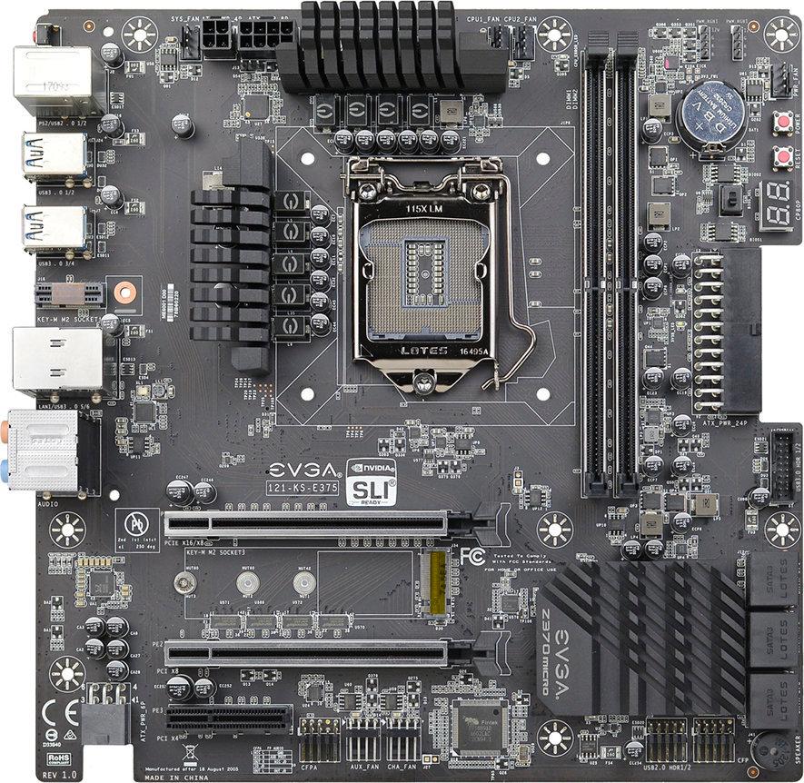 EVGA Z370 Micro