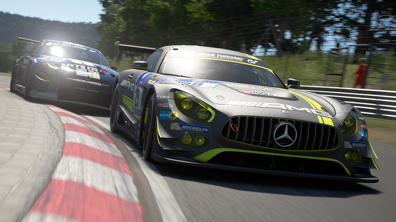 Gran Turismo Sport: Fahrzeugliste und Demo veröffentlicht