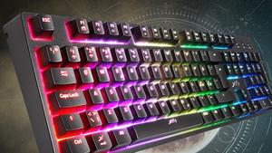 "Xtrfy K3-RGB: ""Mem-chanical""-Taster emulieren rote Mechanik"