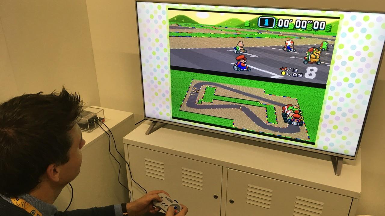 Nintendo: Hacker öffnen auch SNES Mini für mehr Spiele