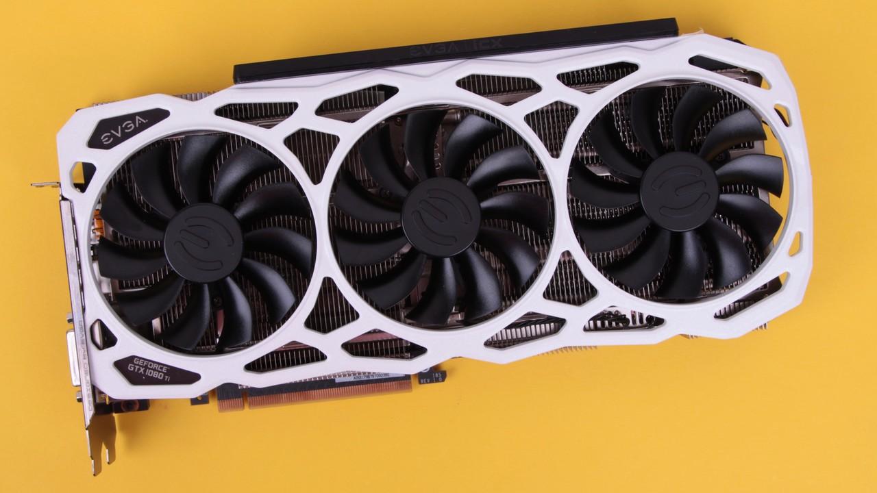 GTX 1080 Ti FTW3 Elite im Test: EVGA hat die erste GeForce mit 6.000 MHz schnellem GDDR5X