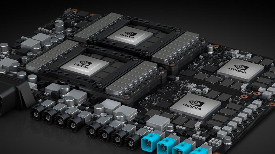 Nvidia Drive PX Pegasus: Volta-Nachfolger und Xavier-SoC für Level-5-Autonomie