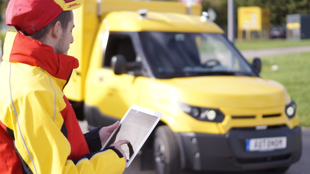 DHL StreetScooter: Autonome Lieferfahrzeuge fahren mit Nvidia Drive PX