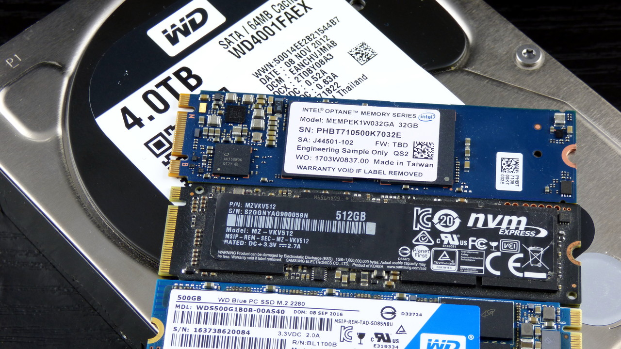 Prognose: 2021 werden SSDs die HDDs beim Absatz überholen